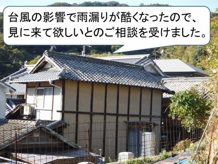現地調査の家