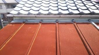 トタン屋根経年劣化