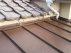 葺き替え後ガルバリウム鋼板屋根