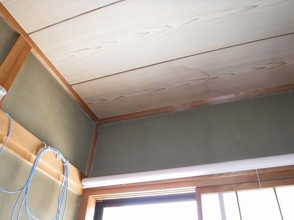 1階和室天井