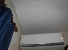 雨漏り天井クロス工事