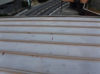 雨漏り箇所屋根