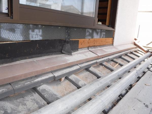 1階壁ノシバラバラ