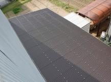 ガルバリウム鋼板波板
