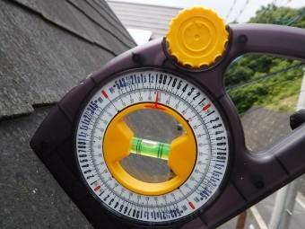 屋根勾配9寸