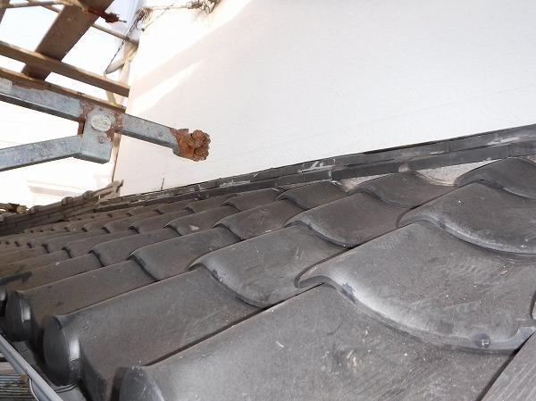 1階壁ノシ工事