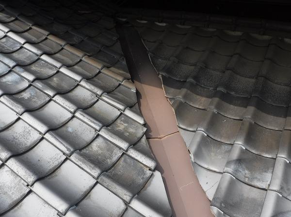 ガルバリウム鋼板谷板