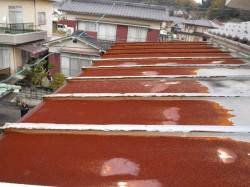 カラートタン屋根経年劣化