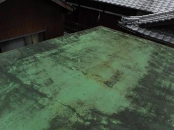 屋上防水屋根