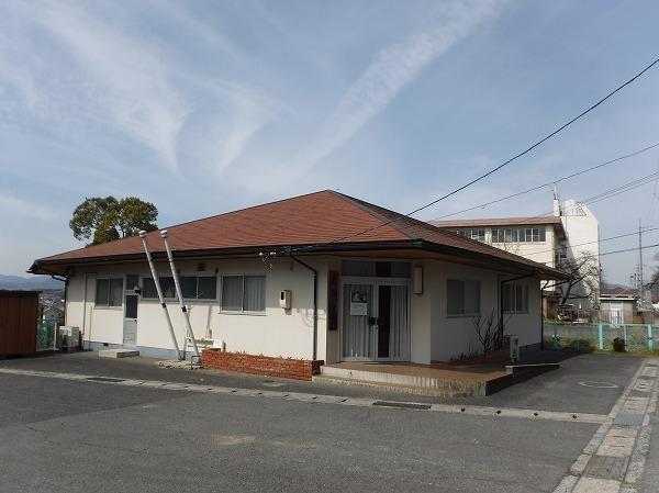 屋根塗装集会所