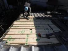 葺き直し工事