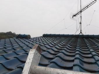 葺き替え屋根調査
