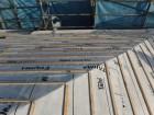 葺き替え工事下地桟木