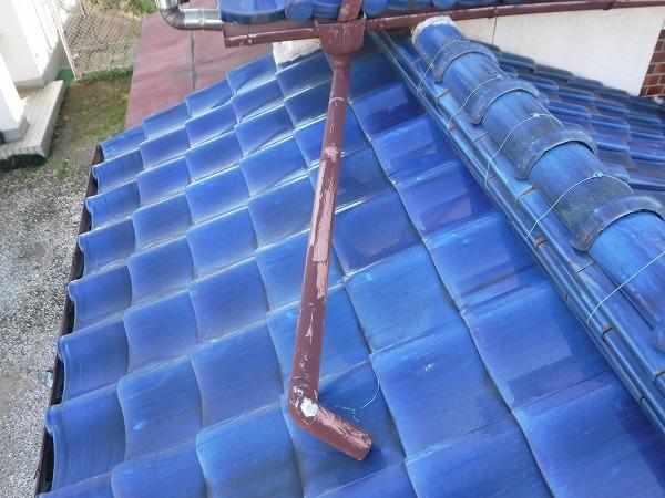 雨漏り調査瓦屋根