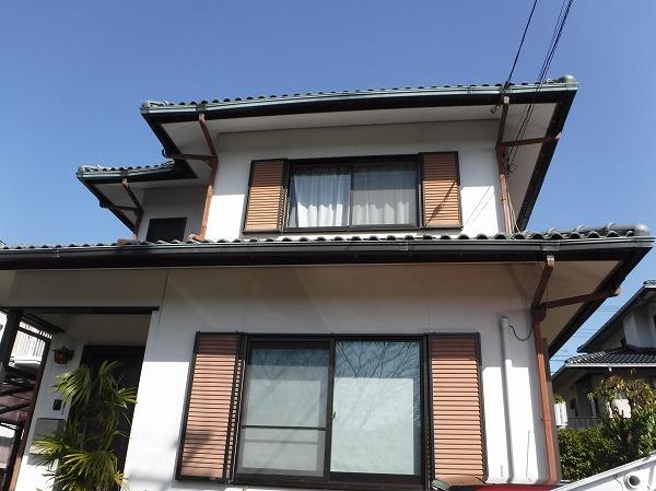 広島市佐伯区にて塗装工事の訪問販売で不安になったからと現地調査
