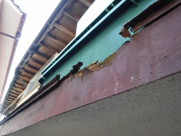 屋根修繕板金屋根