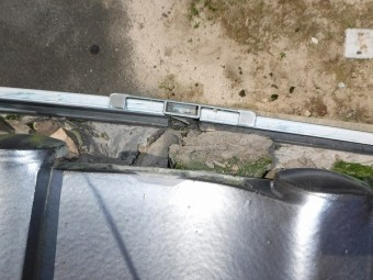 広島市佐伯区雨漏り調査屋根確認