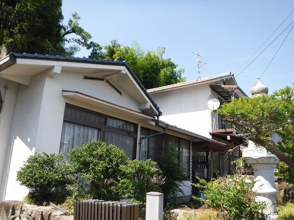 広島市雨漏り調査