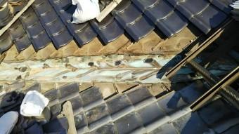 瓦屋根銅板