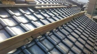 屋根上落下物防止策
