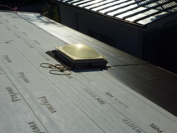 天窓板金工事