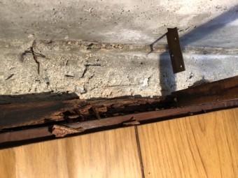 天井下地腐食