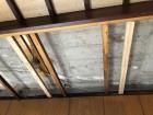 貼り換え天井木下地